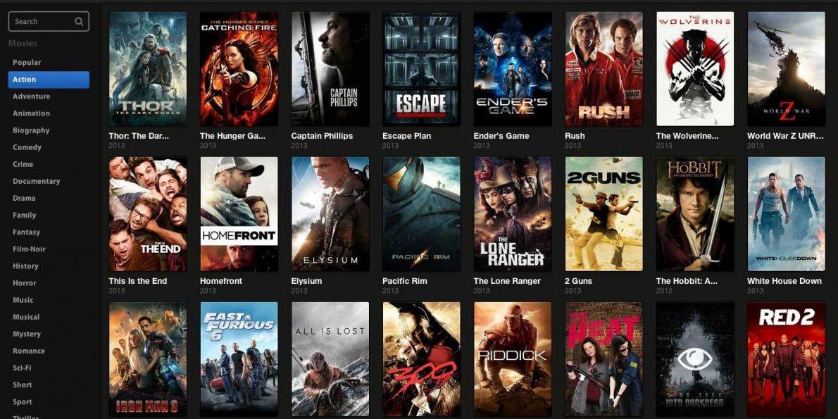 torrentfreak top downloaded movies