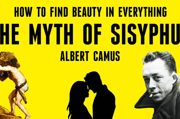 wire-telegram-How To Find Beauty In Everything? - The Myth of Sisyphus by Albert Camus Explained